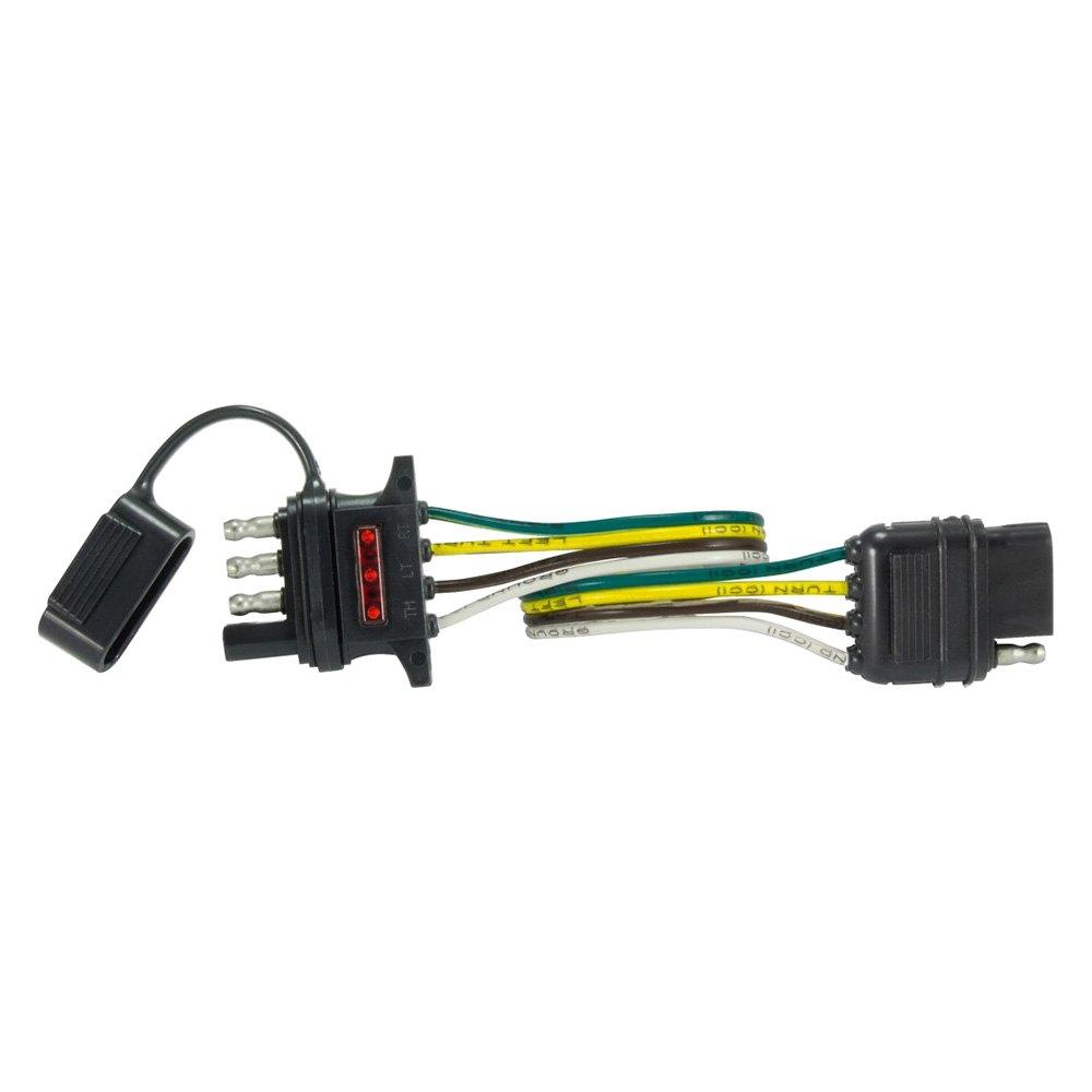hight resolution of  12 4 wire flat extension adapterhopkins