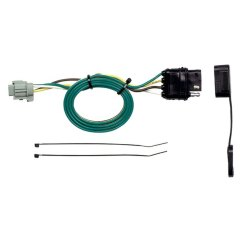 Hopkins Wiring Harnesses Towing Solutions Trailer Harness Kit 1997 Honda Civic Dx Radio Diagram | Get Free Image About