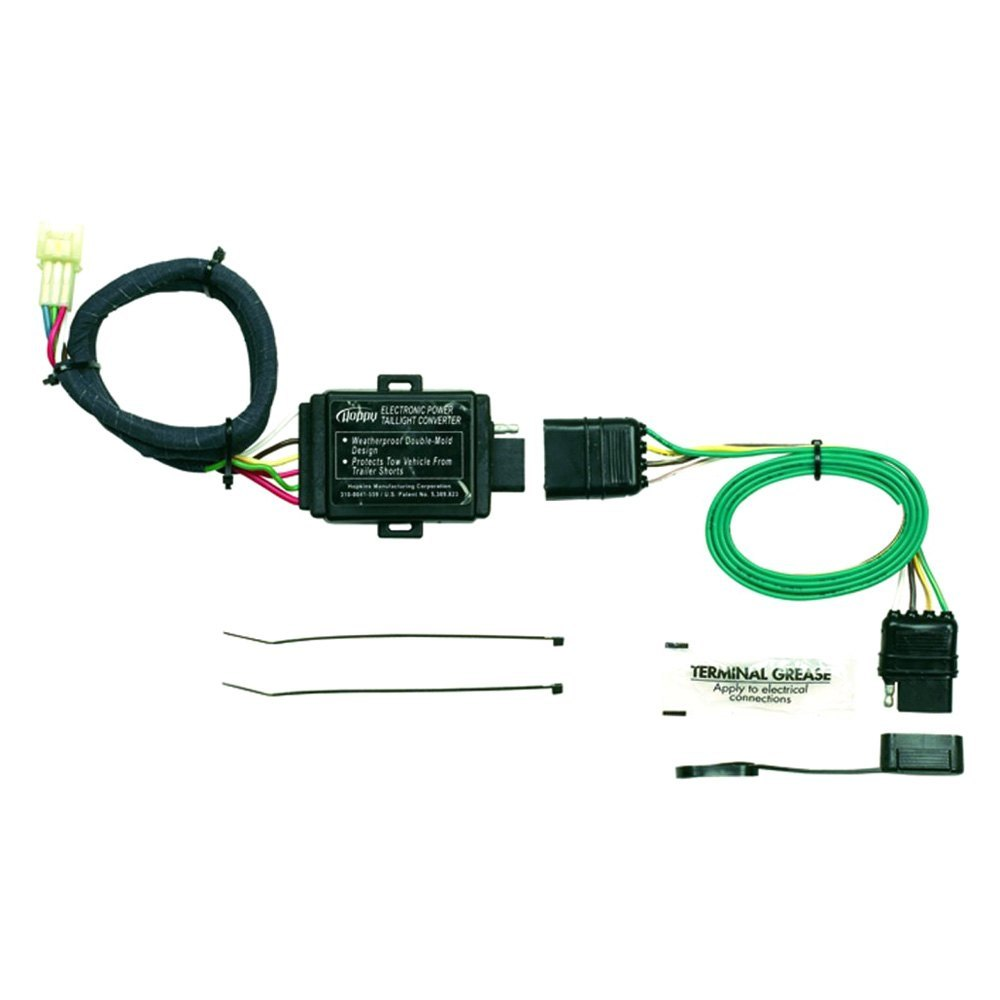 medium resolution of towing wiring harness