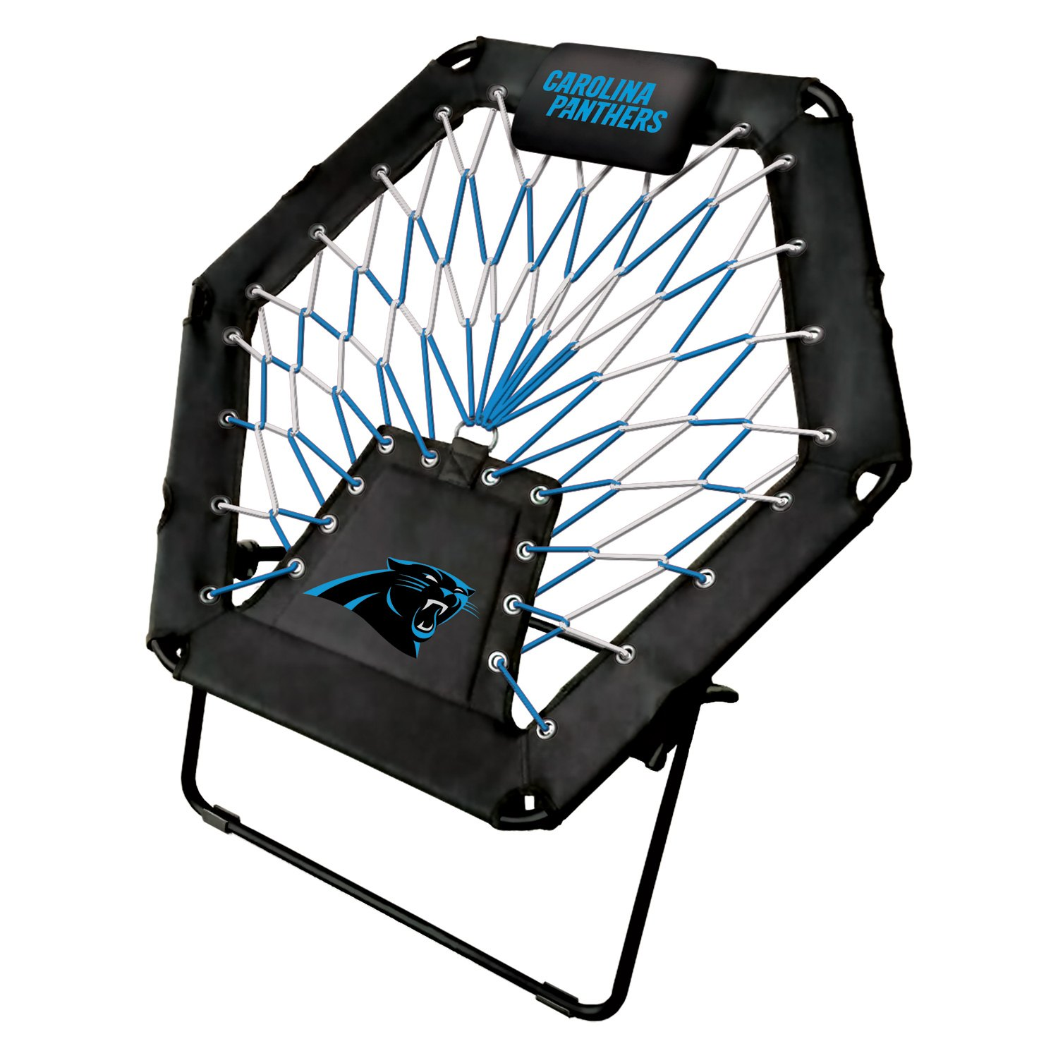 carolina panthers chair outdoor rocking pad imperial international imp 178 1017 nfl
