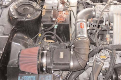 small resolution of injen is series air intake