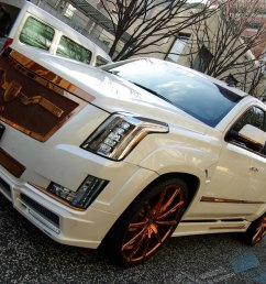 cadillace escalade luxury customization photo by lexani [ 2039 x 1267 Pixel ]