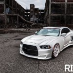 One Of A Kind Fully Custom Modern Two Door Dodge Charger Carid Com Gallery