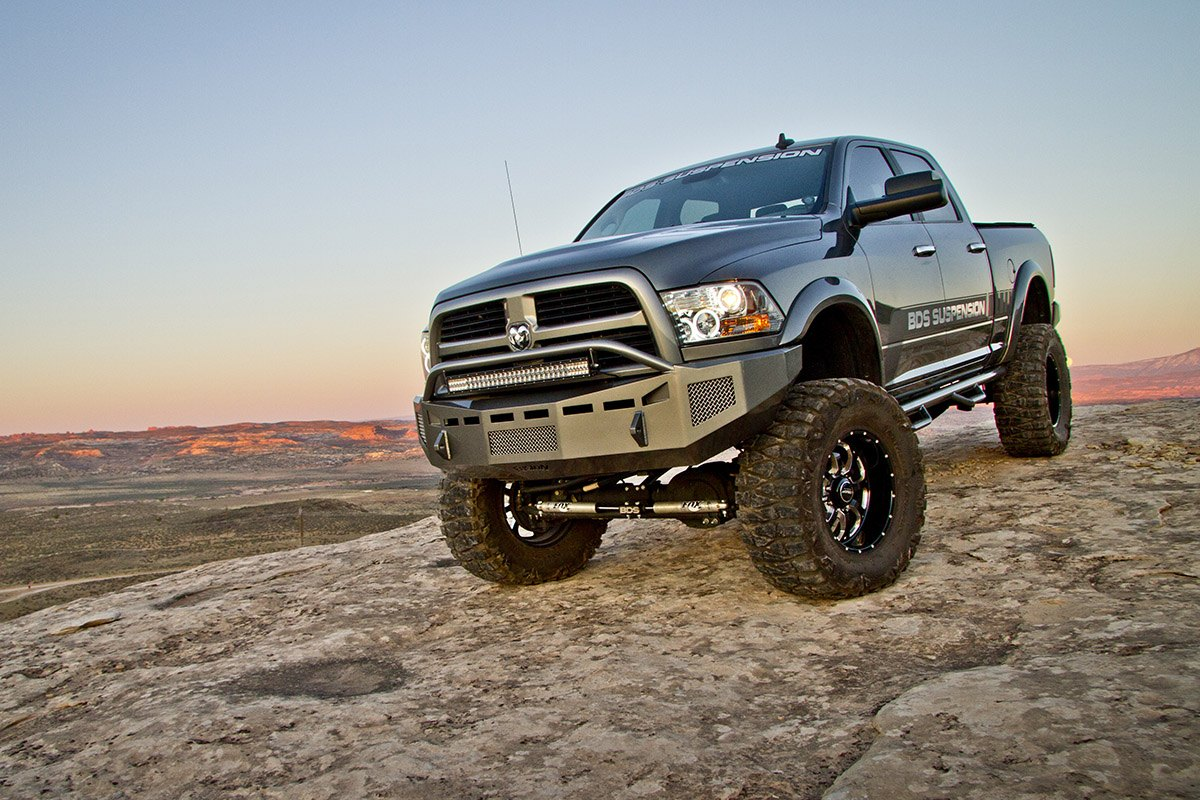 hight resolution of ram truck with off road tires photo by bds suspensions