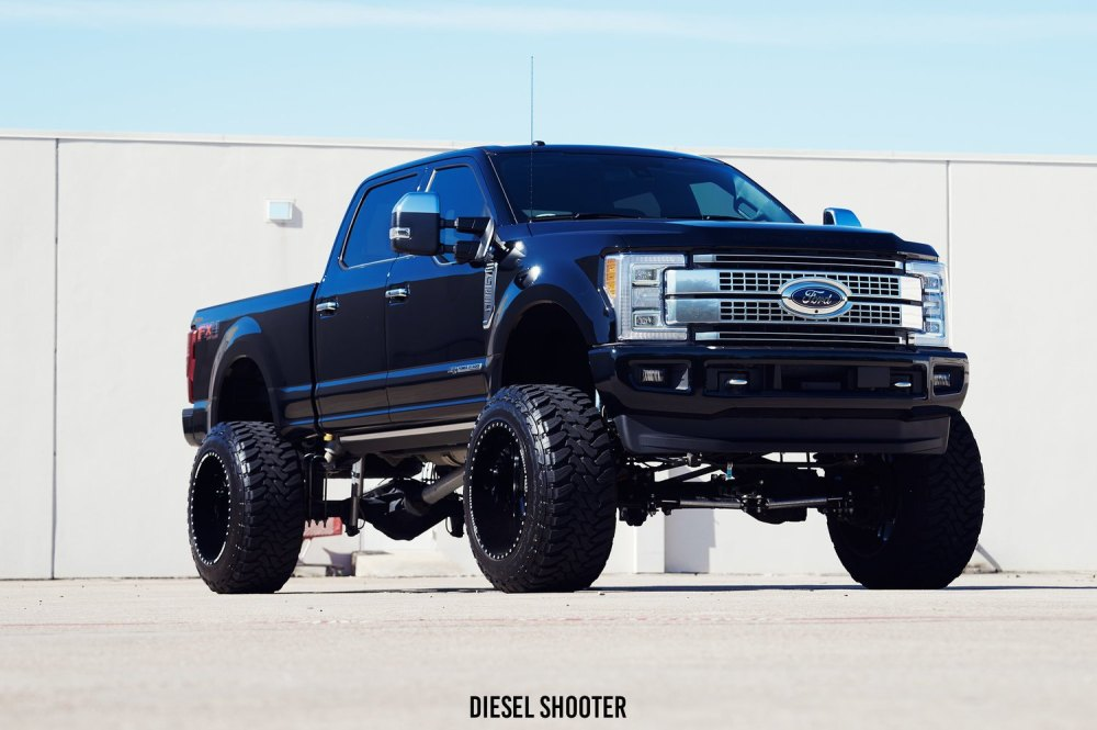 medium resolution of custom lifted ford f 250 on 24 inch american force wheels photo by diesel
