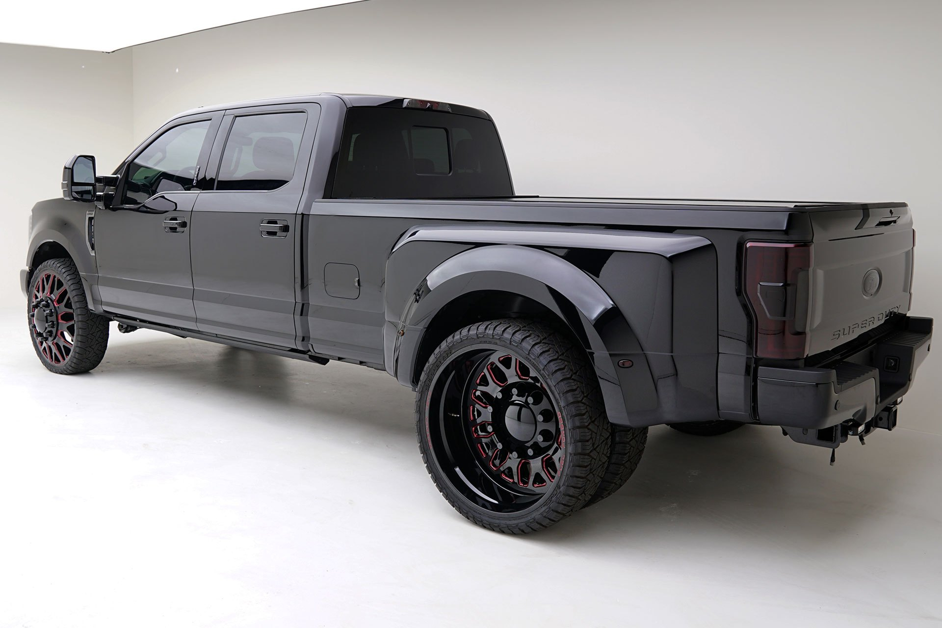 hight resolution of new body style ford f350 with custom wheels photo by mad industries