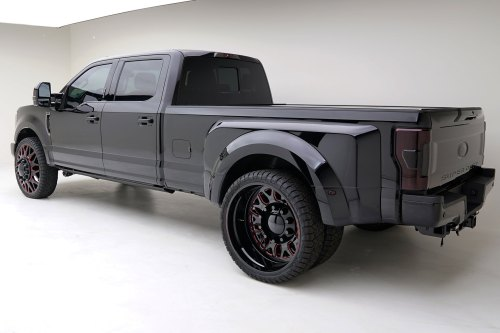 small resolution of new body style ford f350 with custom wheels photo by mad industries