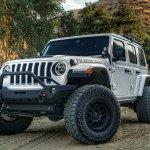 Jeep Wrangler Sports Custom Off Road Parts And Black Rhino Wheels Carid Com Gallery
