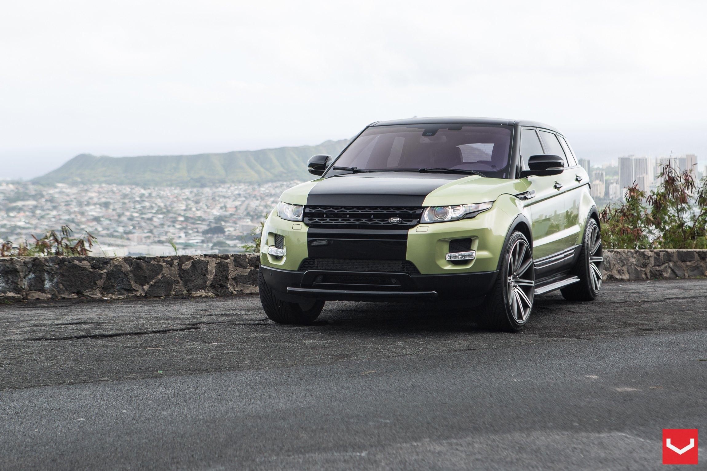 Custom 2017 Land Rover Range Rover Evoque