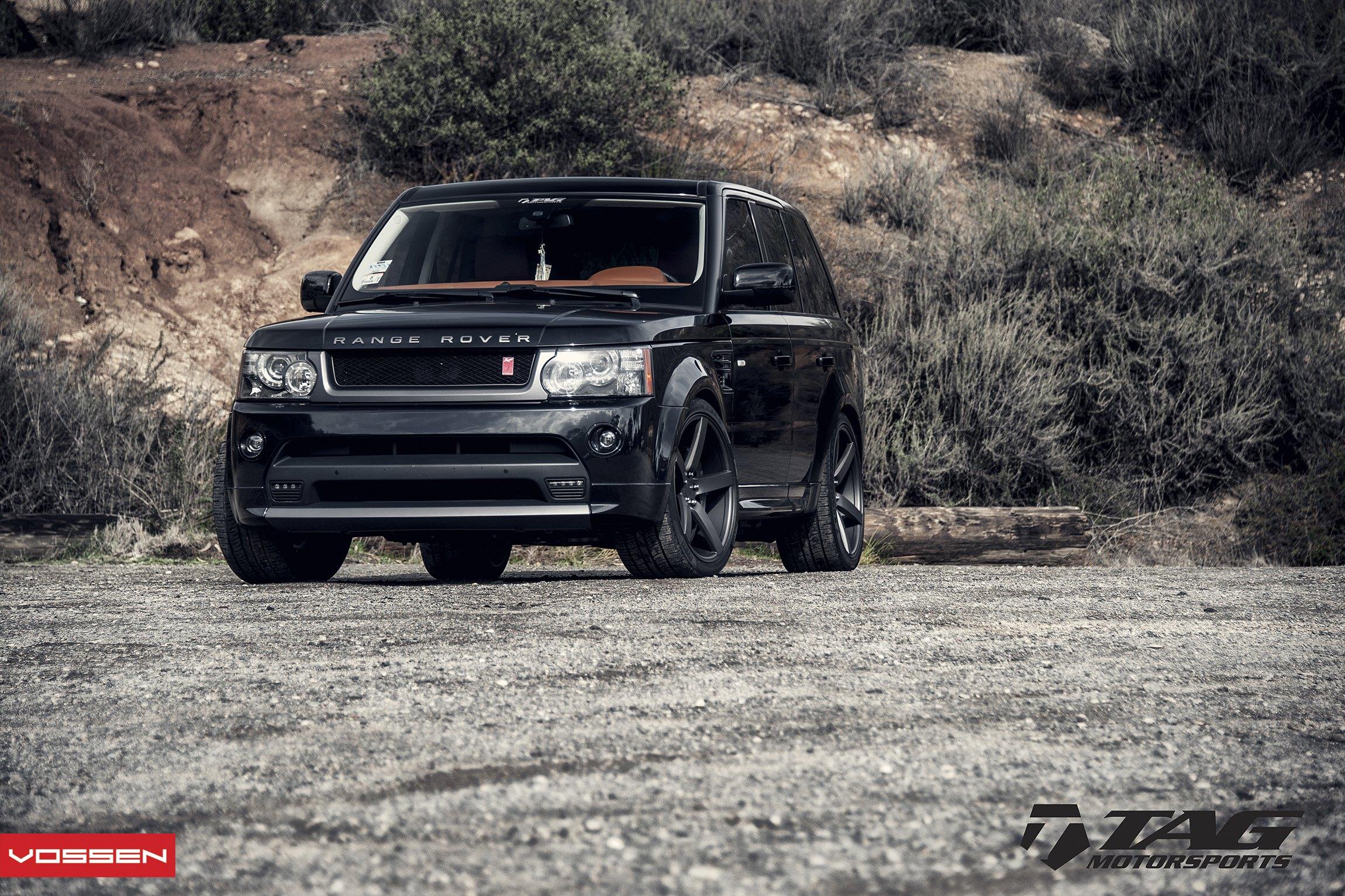 Custom 2008 Land Rover Range Rover Sport