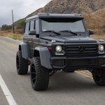 Matte Black Mercedes G Class Receives Meaningful Updates Carid Com Gallery
