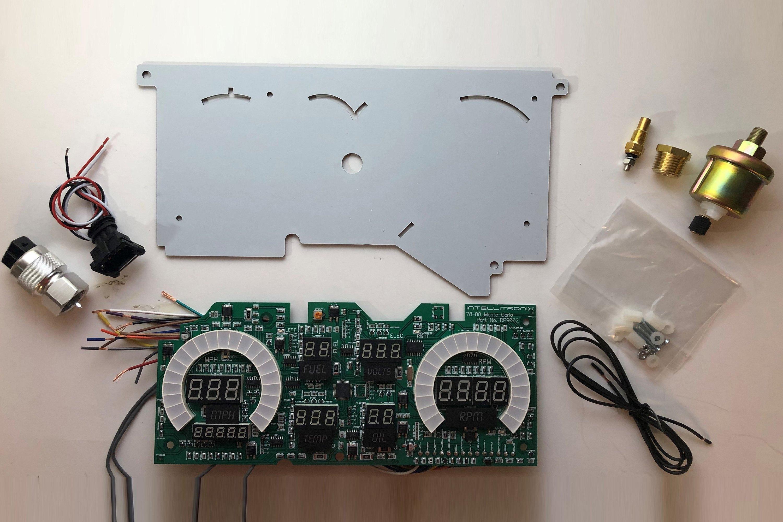 Color Sensor Circuit Electronic