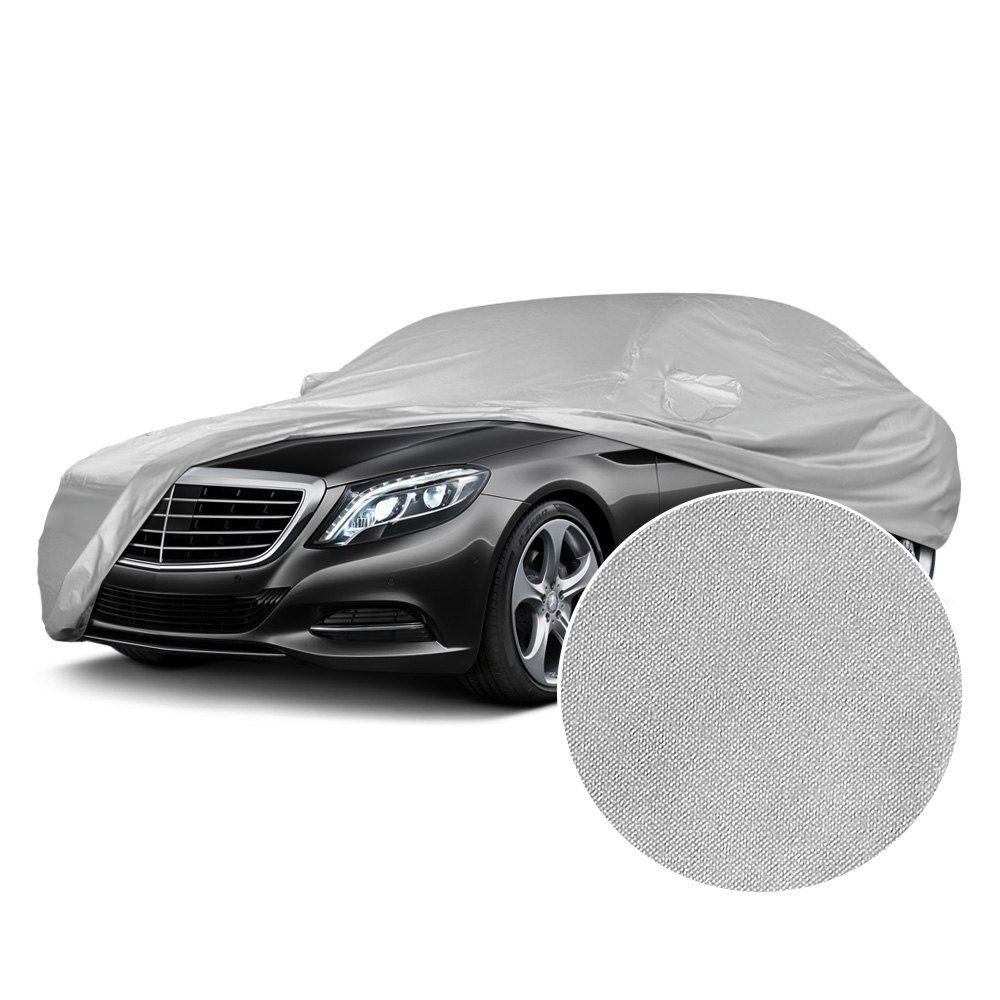 IntroTech  IntroGuard Silver Custom Car Cover