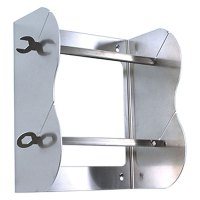 Inventive ITD1296 - Double Paper Towel Rack