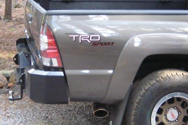 Iron Cross - Toyota Tacoma 2007-2015 Heavy Duty Series