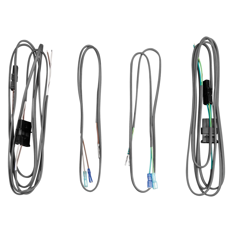 J Amp M Saddlebag Lid Or Rear Pod Speaker Wire Harness Kit