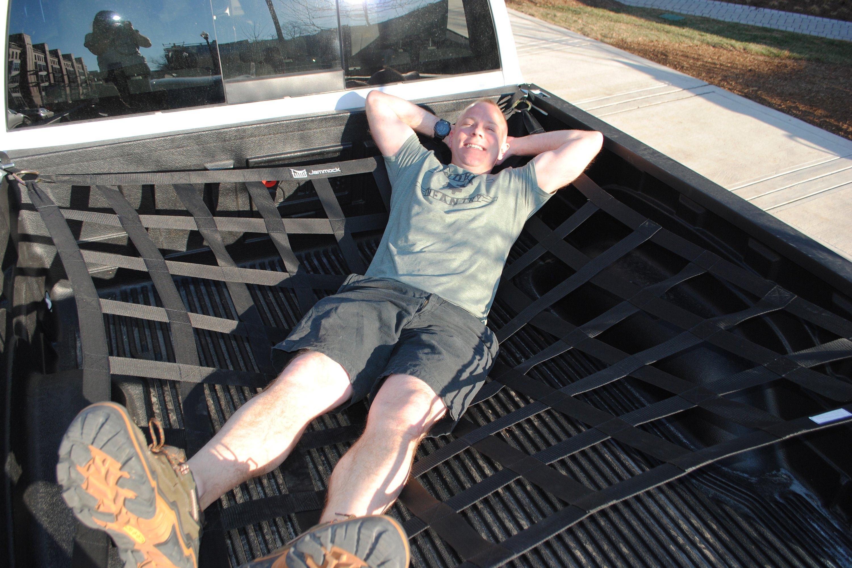 Jammock Truck Bed Hammock