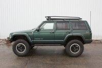 JcrOffroad - Jeep Cherokee 1984 Prerunner Roof Rack