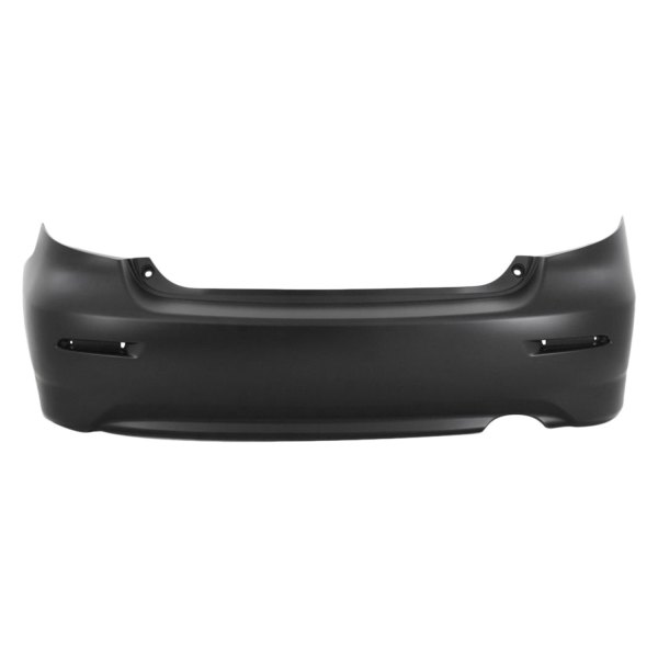 Toyota Matrix 2009-2013 -metal Rear Bumper Cover