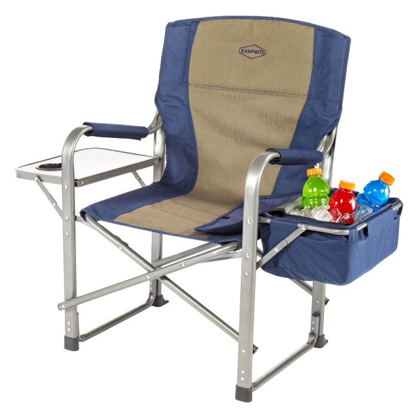 Kamp-rite Cc118 - Director' Chair With Side Table And Cooler