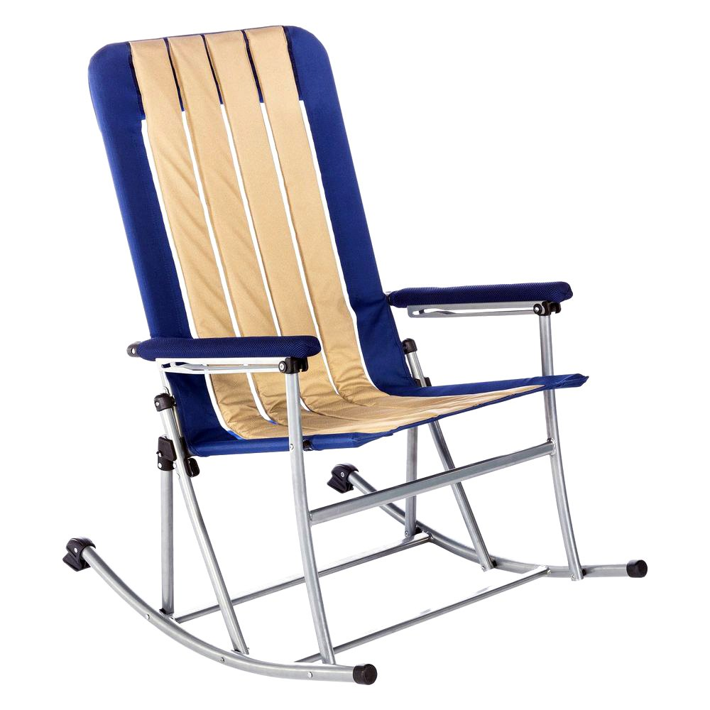 KampRite CC267  Folding Rocking Chair