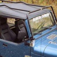 Kargo Master - Jeep CJ7 1976 Congo Cage and Safari Basket ...