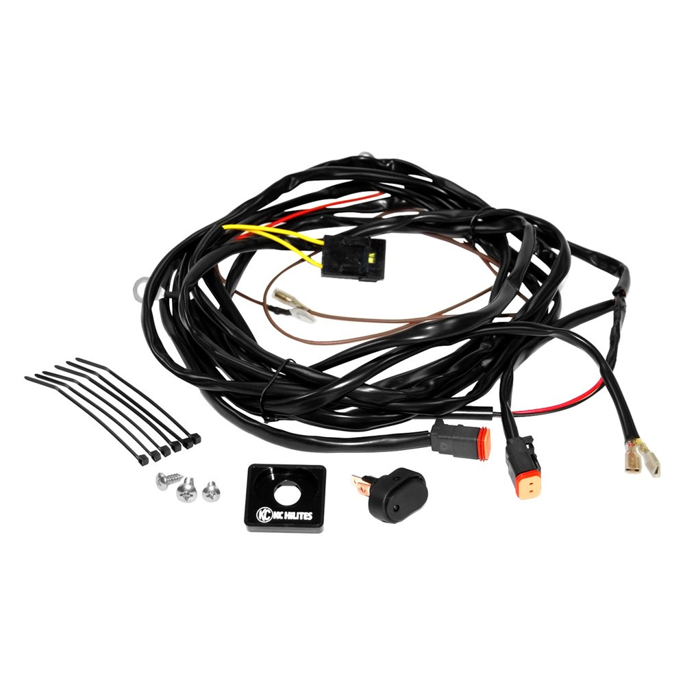 Kc Hilites Wiring Harness, Kc, Free Engine Image For User