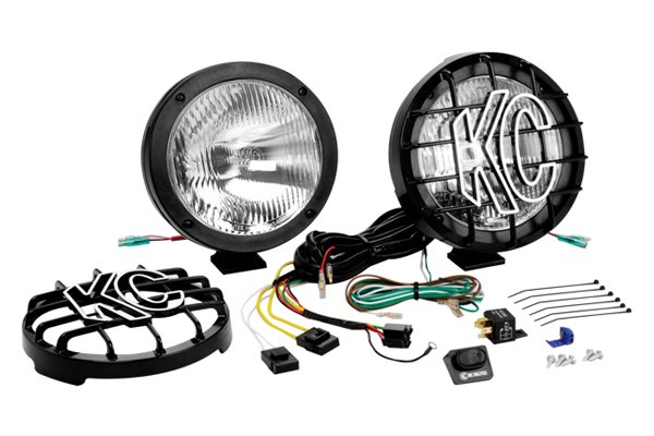 Driving lights and light bars for the Ford F-150