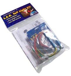 wiring up led tail light [ 1500 x 1500 Pixel ]