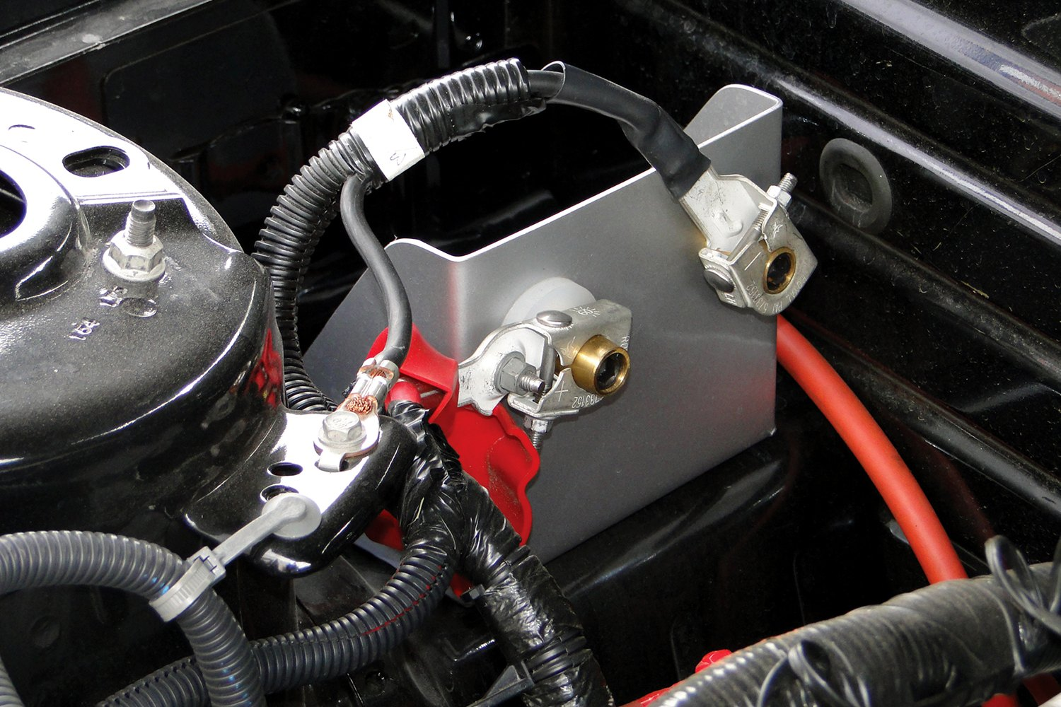 battery relocation wiring diagram of respiratory syste ford think