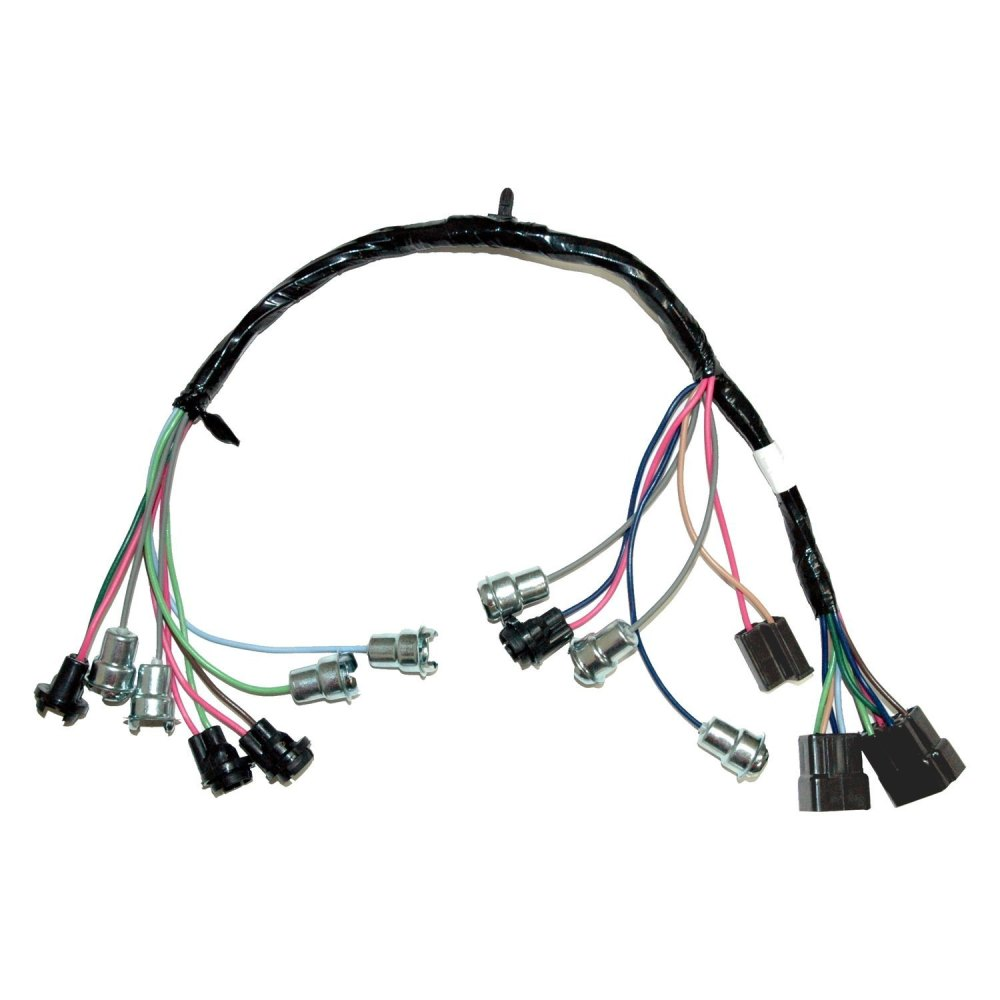 medium resolution of lectric limited 04680 dash instrument cluster wiring harness instrument panel wiring harness