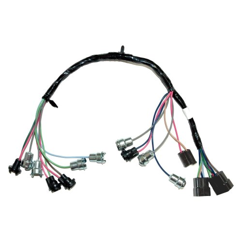 small resolution of lectric limited 04680 dash instrument cluster wiring harness instrument panel wiring harness