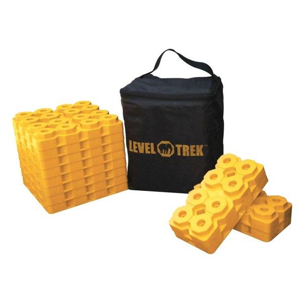 Level-trek - Yellow Plastic Leveling Blocks Pack