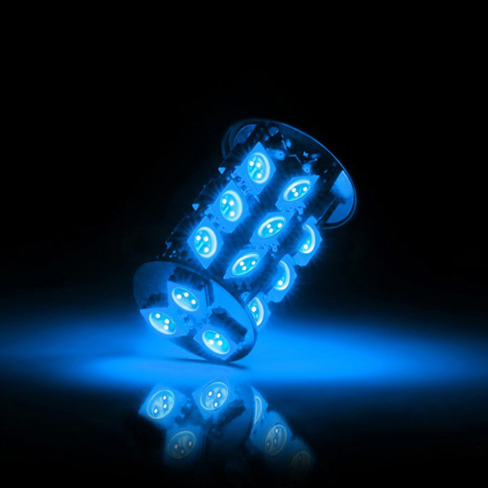 hight resolution of  blue replacement led bulb