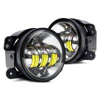 Lumen - Jeep Wrangler 2017 Projector LED Fog Lights