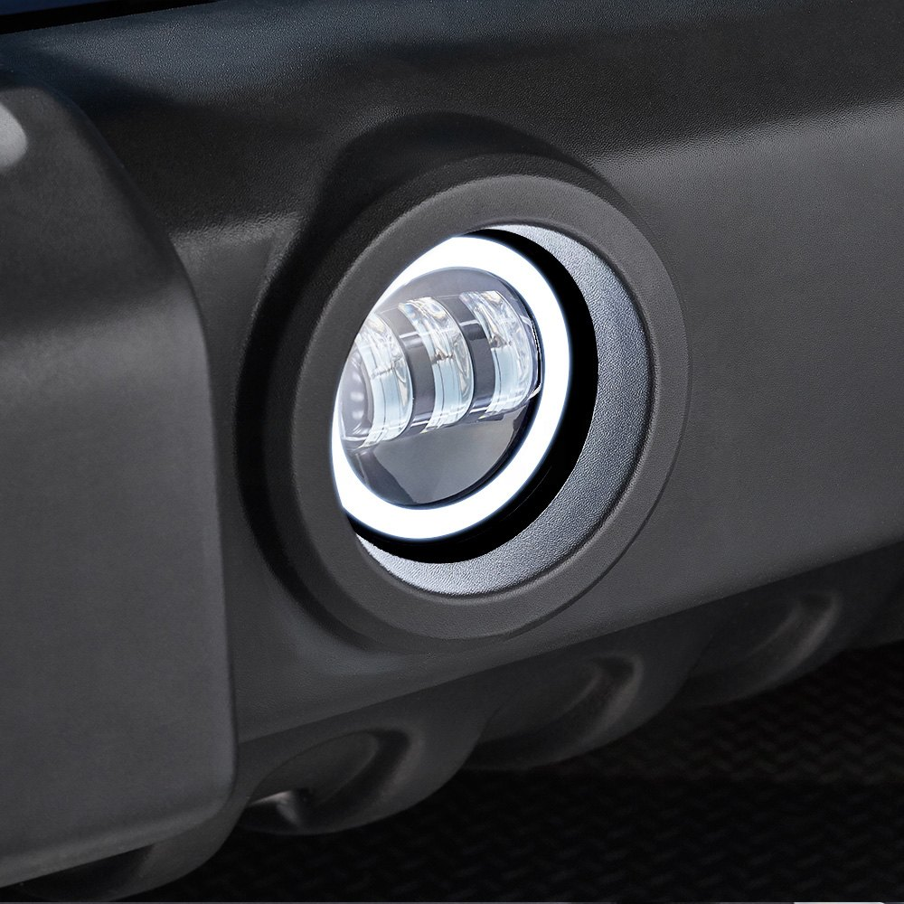 hight resolution of  halo projector led fog lightslumen
