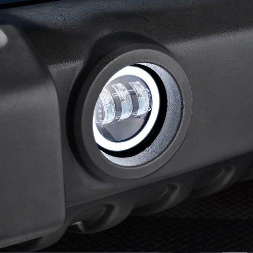 small resolution of  halo projector led fog lightslumen