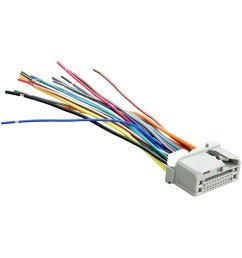 71 1729 metra 71 1729 factory replacement wiring harness with oem radio wiring tow [ 1000 x 1000 Pixel ]