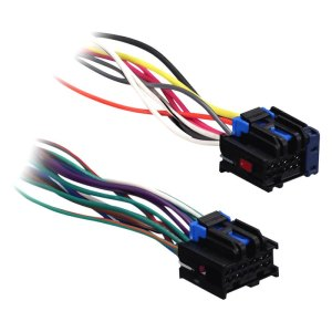 Metra®  Chevy Silverado 2014 Factory Replacement Wiring