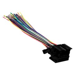 Ls1 Wiring Harness Diagram Simple Easy Plant Cell Animal Metra® - Chevy Silverado 2012-2013 With Oem Radio Plugs