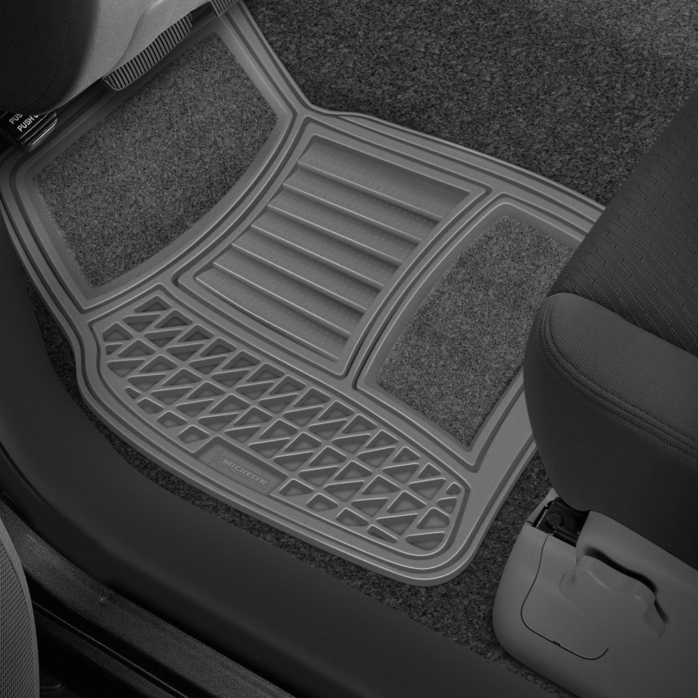 Michelin  EdgeLiner Carpet Rubber Floor Mats