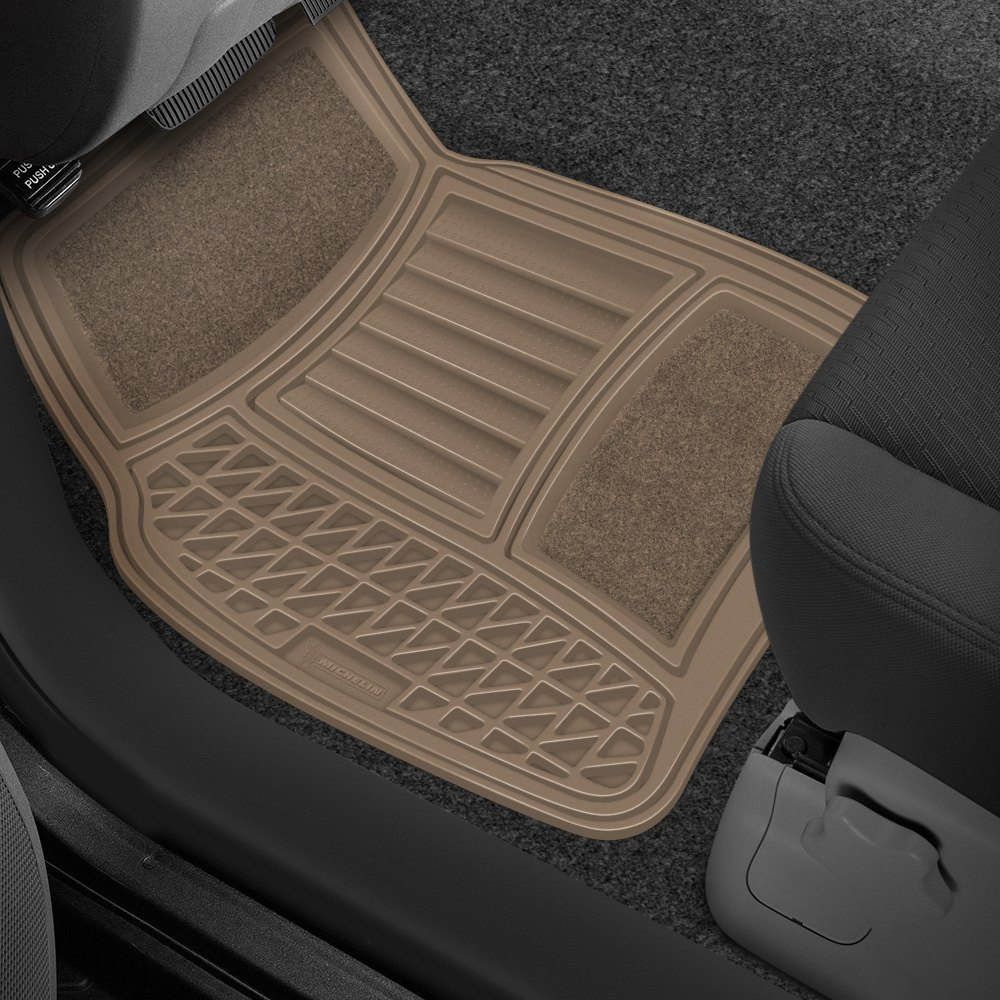 Michelin  Premium Rubber Floor Mats
