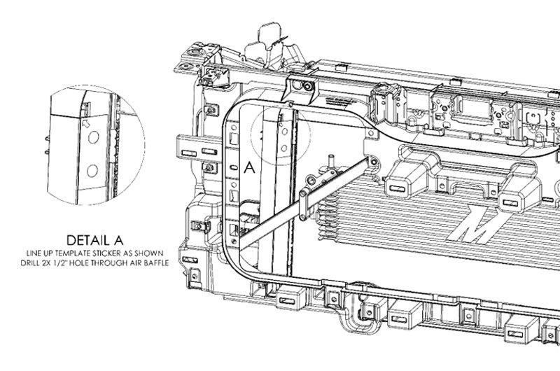 For Chevy Silverado 1500 2014-2019 Mishimoto Transmission