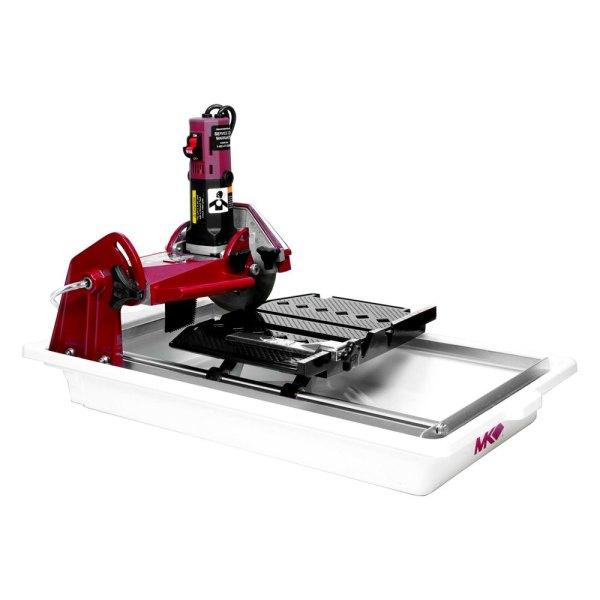 """Mk Diamond 159943 - 7"""" 120v 5.3 Amp Wet Cutting Tile"""