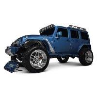 n-Fab - Jeep Wrangler 2014 Modular Roof Rack