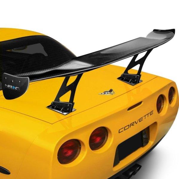 217805f0 Nrg Innovations Carb-a690nrg Carbon Fiber Rear Spoiler