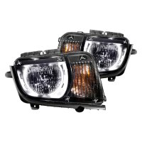 Oracle Lighting 7003-051 - Black Factory Style Headlights ...