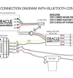 lighting dynamic colorshift led daytime running light upgrade kit with turn signal [ 3000 x 2000 Pixel ]