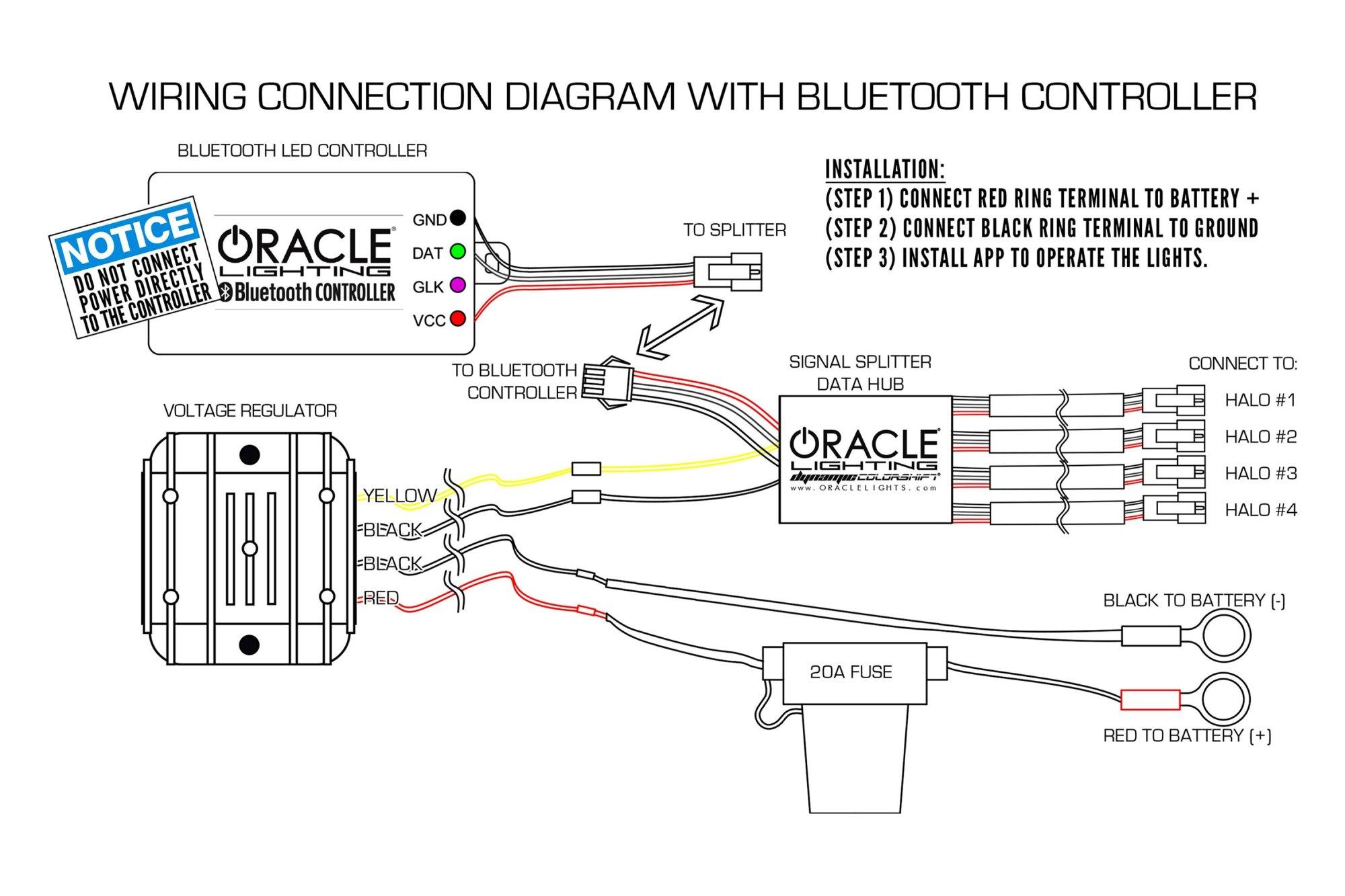 hight resolution of  lighting dynamic colorshift led daytime running light upgrade kit with turn signal