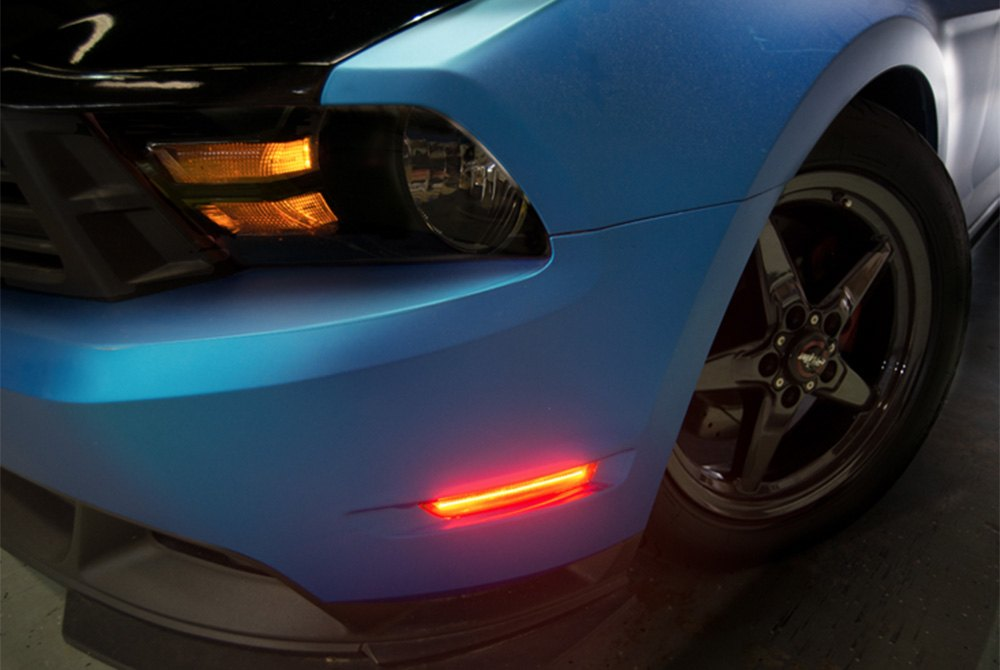 Oracle Lighting Ford Mustang 2010 Concept LED Side